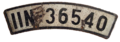 German motorcycle front license plate 1933-1945.png