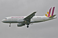 D-AKNV - A319 - Eurowings