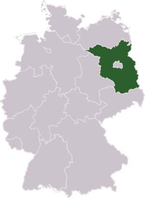 Brandenburg in Deitschand