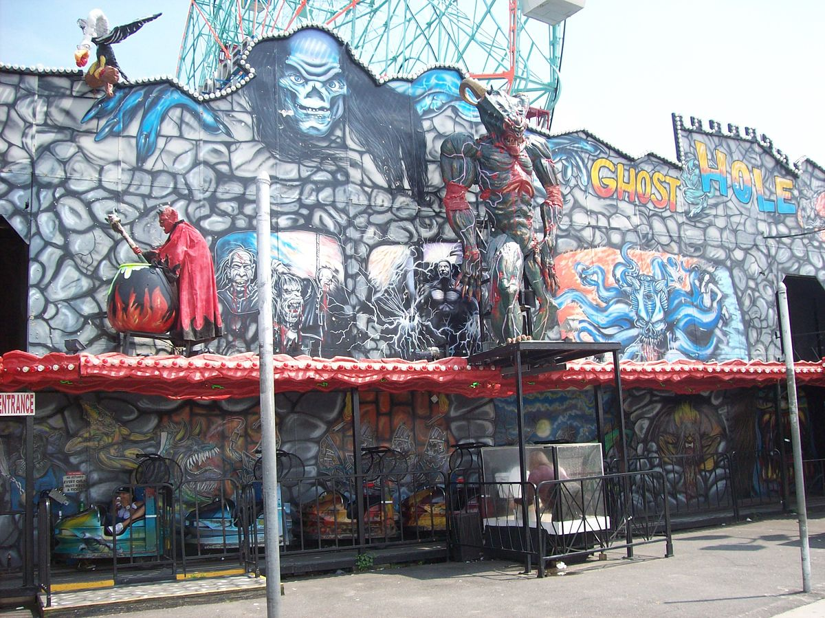 Coney Island Dark Ride