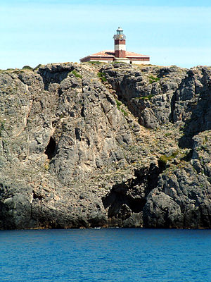 Giannutri - Giannutri Lighthouse
