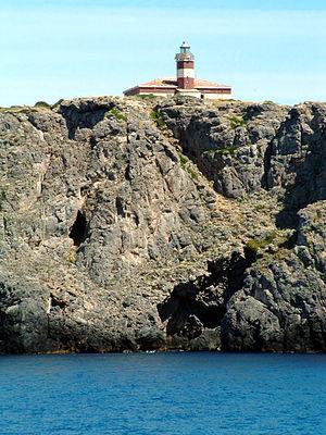 Giannutri - Giannutri Lighthouse