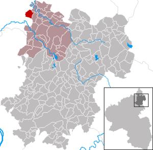 Giesenhausen - Image: Giesenhausen im Westerwaldkreis