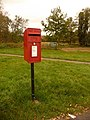 Gillingham, postbox No. SP8 126, Rolls Bridge Lane - geograph.org.uk - 1541894.jpg