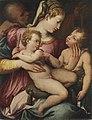 Giorgio Vasari (und Werkstatt) - Heilige Familie mit dem Johannesknaben - WAF 1150 - Bavarian State Painting Collections.jpg