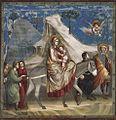 Giotto di Bondone - No. 20 Scenes from the Life of Christ - 4. Flight into Egypt - WGA09198.jpg