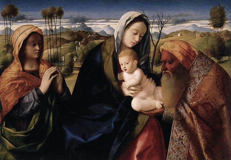 File:Giovanni Bellini - Santa Conversazione - WGA1754.jpg