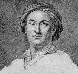 Giovanni Battista Casanova - Giovanni Battista Casanova. Engraving by Christian Friedrich Boetius based on a painting by Anton Raphael Mengs