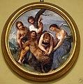 Giovanni da san giovanni, Storie mitologiche e veterotestamentarie, 1634-1635 circa, affresco su stuoia di giunco, evirazione di un satiro.jpg