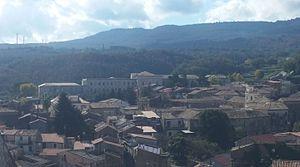 Girifalco - Image: Girifalco centro storico