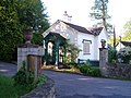 Gittisham - the lodge to Combe House - geograph.org.uk - 174047.jpg