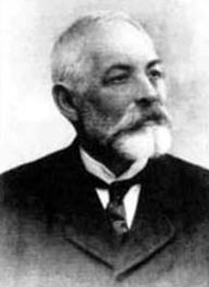 Borsalino - Giuseppe Borsalino (1834-1900), the founder of Borsalino
