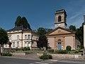 Givonne, kerk in straatzicht foto3 2014-06-11 16.24.jpg