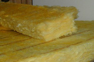 Glass wool - Glass wool batt insulation