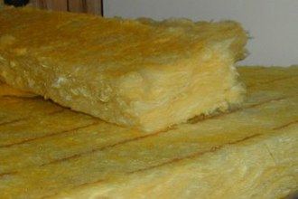 Building insulation - Mineral wool insulation