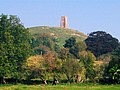 Glastonbury Tor from the south - geograph.org.uk - 987302.jpg
