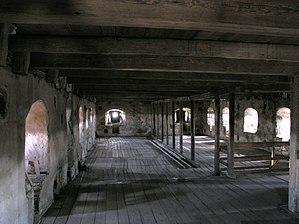 Glimmingehus - Image: Glimmingehus Interior