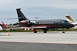 Global Jet Luxembourg, LX-EVM, Dassault Falcon 2000EX (44178853431).jpg