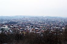 Global view of Brno, photographed from Bílá Hora.jpg