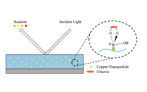 Copper nanoparticle - Image: Glucose Sensor