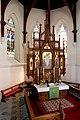 Gmunden - Evangelische Auferstehungskirche Altar.JPG