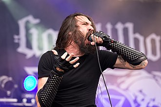 Goatwhore - Image: Goatwhore Party.San Metal Open Air 2016 19