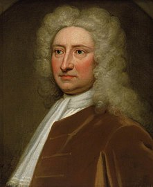 Godfrey Kneller (1646-1723) - Edmond Halley (1656–1746), Astronomer Royal - BHC2734 - Royal Museums Greenwich.jpg