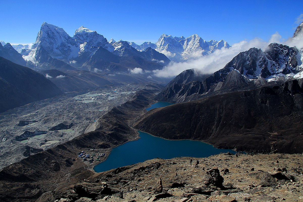 Image result for gokyo lakes wiki