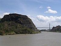 Gold Hill and Centennial Bridge.JPG