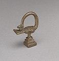 Gold Weight- Bird (Sankofa) MET DP102133.jpg