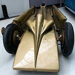 Golden Arrow front National Motor Museum, Beaulieu.jpg