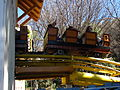 Goldrusher at Six Flags Magic Mountain (13208710444).jpg