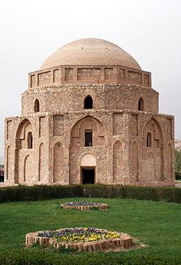 گنبد جبلیه، کرمان