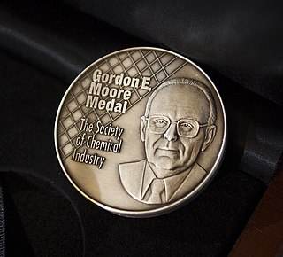 Gordon E. Moore Medal (SCI)