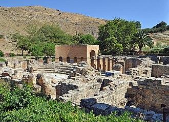 Gortyna - Ruins of Gortyna.