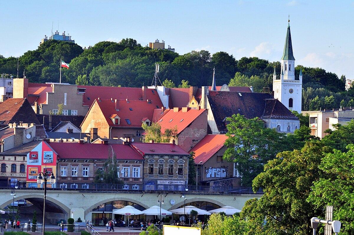 Śródmieście (Gorzów Wielkopolski) – Wikipedia, wolna