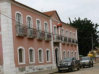 Ambriz Municipality in Bengo Province, Angola