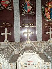 Eleanor's tomb