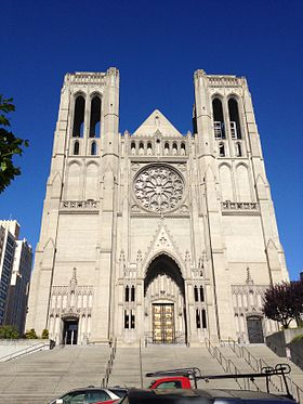 Image illustrative de l'article Grace Cathedral