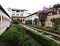 Granada, Generalife, Patio de la Acequia (2).jpg