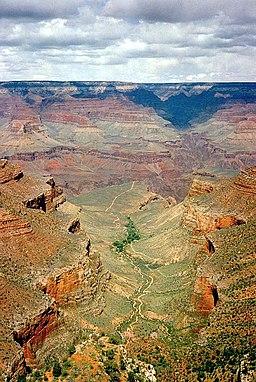 Grand Canyon cloud