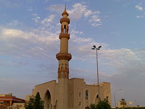 Grand Mosque of Unayzah