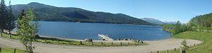 Grande Cache - Grande Cache Lake