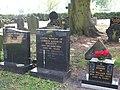 Grave of Gordon Bennett - geograph.org.uk - 1939730.jpg