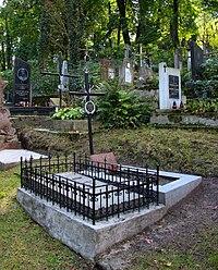 Grave of Kazimierz Twardowski.jpg