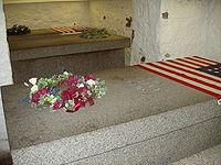 Graves of the Adams, Quincy, Massachusetts.JPG