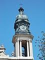 Great Church, clock tower, 2020 Pápa.jpg