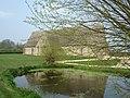 Great Coxwell Tithe Barn - panoramio.jpg
