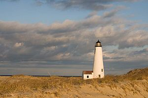 Great Point Light - Great Point Lighthouse