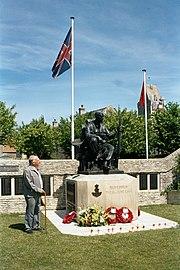 Green howards memorial